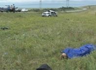 В районе Сабинки произошло ДТП. Один человек погиб