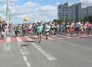 В Саяногорске прошел день физкультурника