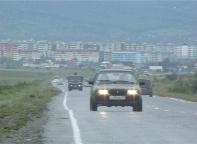 Трасса Саяногорск - Абакан временно закрывается для грузовиков