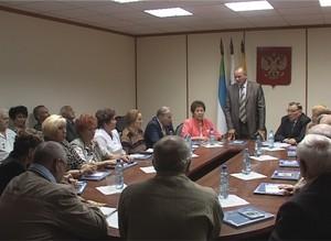 Саяногорск принимает ветеранов ВОВ со всей Хакасии