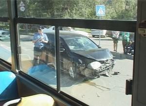 10 человек пострадало в результате аварии в Саяногорске
