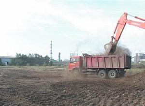 Саяногорские алюминщики приступили к оборудованию нового полигона для промышленных отходов