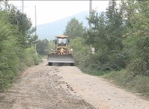 Дороги в Саяногорске грейдеруют сами пассажироперевозчики