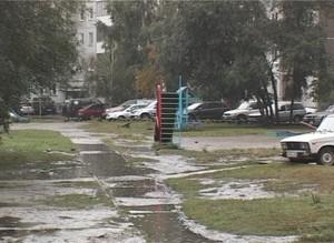 В Саяногорске будет принята программа по реконструкции дворовых территорий