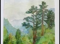 Юная художница из Черемушек приглашает на персональную выставку