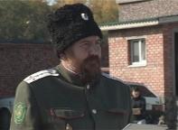 Саяногорск посетил атаман Саянского окружного казачьего войска