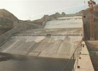 С сегодняшнего дня на Саяно-Шушенской ГЭС будут проводиться пусковые испытания берегового водосброса