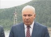 В Саяногорск прибыл Глава Хакасии