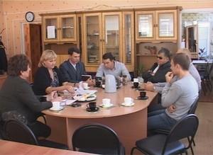 В Саяногорске прошло заседание пресс - клуба