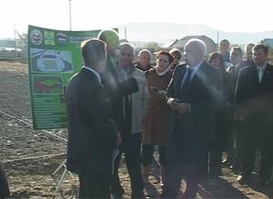 В Саяногорске возможно появится еще один футбольный стадион
