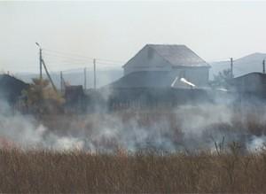В Саяногорске введен противопожарный режим