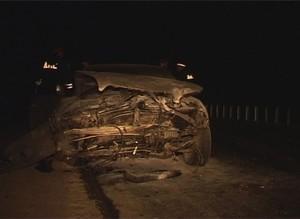 На трассе Саяногорск - Черемушки произошло ДТП. Есть пострадавшие.