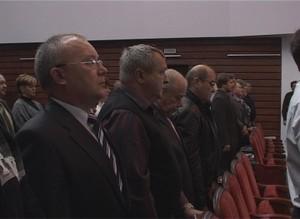 В Саяногорске прошла внеочередная сессия депутатов
