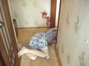В Саяногорске произошло убийство