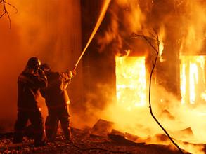 В Саяногорске прошли противопожарные учения