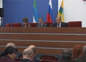 Саяногорские депутаты собрались на 35 сессию