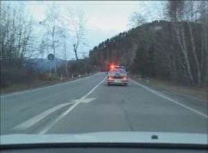 Саяногорские госавтоинспекторы задержали в одном лице вора и пьяного водителя