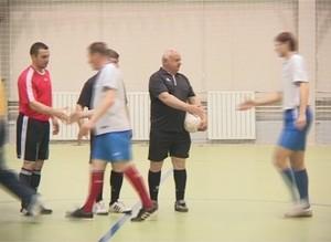 В Саяногорске проходит Чемпионат города по мини-футболу