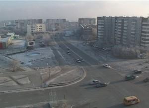 В Саяногорске у кинопарка Альянс был сбит пешеход