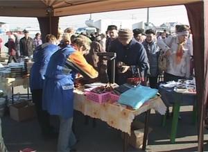 На муниципальном рынке Саяногорска закончился ремонт