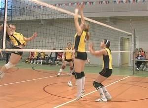 Саяногорские волейболистки завоевали серебро Кубка Хакасии