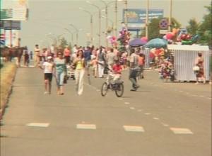 В Саяногорске завершился фестиваль работающей молодежи