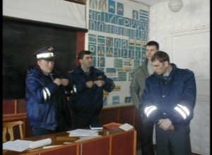 В новый год саяногорские автолюбители войдут с новыми правилами ДД