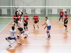 Саяногорск принимает кубок РХ по волейболу