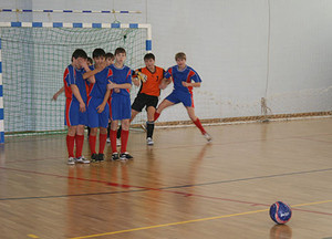 Саяногорцы лидируют в Чемпионате РХ по мини-футболу