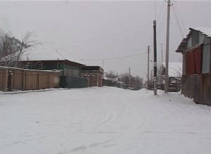 В Саяногорске обнаружили тело замершего мужчины