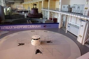 Выработка электроэнергии на СШГЭС достигла доаварийного показателя