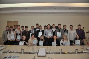 РусГидро наградило победителей конкурса «Энергия развития-2011»