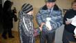 Сотрудники ПДН Саяногорска поздравили подопечных с Новым годом