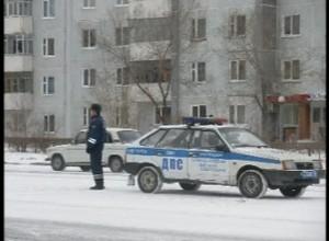 В ДТП в Саяногорске пострадала женщина