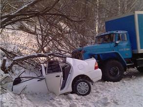 Страшное ДТП на трассе Саяногорск-Черемушки