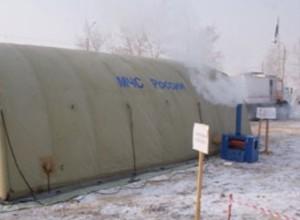 В Хакасии повились пункты обогрева граждан