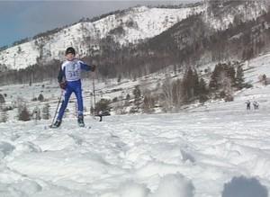 Черемушкинские лыжники успешно выступили на первенстве Хакасии