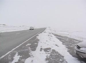 ДТП на трассе Саяногорск-Абакан