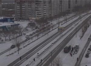 В Саяногорске снова сбили пешехода