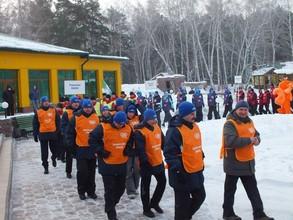 Электроэнергетики Хакасии самые спортивные в Сибири