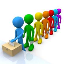 В Саяногорске на выборы пришли практически 60% избирателей