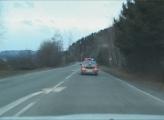 На трассе Абакан - Саяногорск произошла авария