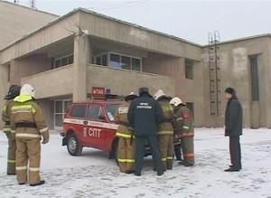 МЧС России проверило здания в Саяногорске