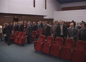 Председателем Совета депутатов Саяногорска стал Виталий Ситников