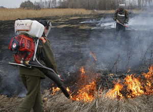 В Саяногорске вводится особый противопожарный режим
