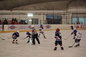 Юные хоккеисты Саяногорска выиграли турнир в Тыве