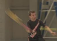 В Саяногорске прошел региональный турнир по теннису