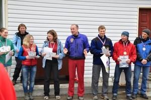 На Борусе прошли соревнования по скайраннингу