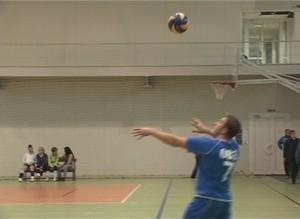 В Саяногорске прошли игры Чемпионата Хакасии по волейболу