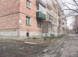 Спорные дома города металлургов временно переданы «Жилищному тресту Саяногорска»